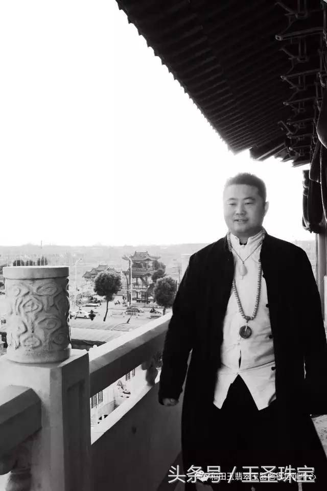 玉圣珠宝创始人玉侠崔涛的创业梦想