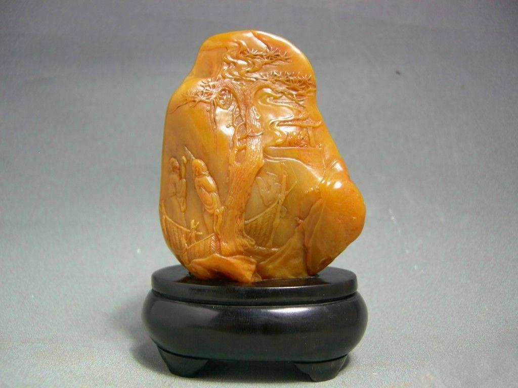 石头中的黄金——田黄石的相关知识大全!